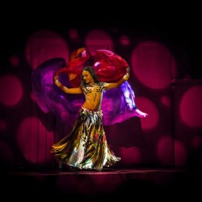 Turkish Dance Tickets at Hodjapasha Cultural Centre