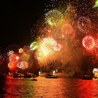 Istanbul New Year's Eve Party 2022